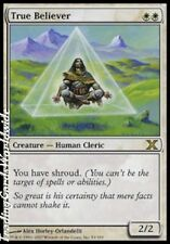 True Believer // NM // Tenth 10th Edition // engl. // Magic the Gathering