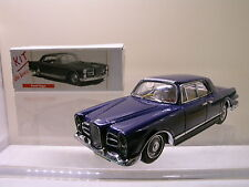 JPS MINIATURES KP191 FACEL VEGA EXCELLENCE BLUE RESIN HANDBUILT BOX SCALE 1:43