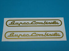 ! Zündapp Pegatina Sticker Super combinette Gold popa tipo 433