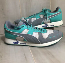 Puma RS-100 R-System Acid Wash Men's Running Shoes Sneakers Size 10