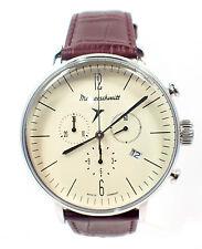 Messerschmitt Bauhaus Chronograph Herren Uhr Chrono Me-4h152