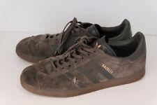 Men's Adidas Original Gazelle Suede  - UK 11 - Light Brown - SEE DESCRIPTION