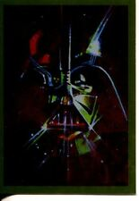 Star Wars Galaxy 7 Gold Foil Chase Card #14 Darth Vader