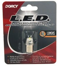 NEW Dorcy 40-Lumen 4.5 - 6-Volt Replacement LED Bulb for Lights/Lanterns 41-1644