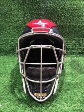 AllStar MVP2500-1 Hockey Style Catcher's Helmet w/Bag