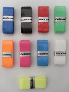 BABOLAT Overgrip MY GRIP Various Colours. Suitable for most Racket Sports.