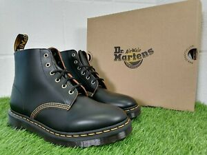 Dr Martens Archive 101 Boots Doc Vintage Smooth Mens Shoes Size UK 12 AW501