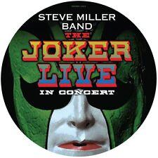 STEVE MILLER BAND - THE JOKER LIVE (PICTURE VINYL)   VINYL LP NEUF