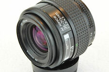 Nikon Zoom Nikkor AF 35 - 70 mm, F 3,3 - 4,5 come nuovo
