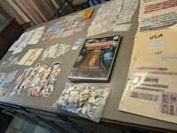 Mega Stamp Lot. Mint/used - Thousands of stamps - Loose, Album, Pages, Stockbook