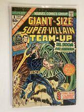 Giant-Size Super-Villain Team-Up #1 3.0 (1975)
