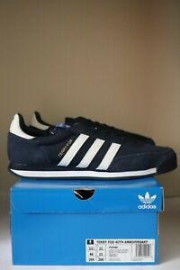 ADIDAS ORION TERRY FOX 40th ANNIVERSARY SHOES size 7.5-11.5(100%AUTHENTIC W/ REC