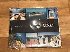 Brand New and Sealed MSC Cruises Mousemat Computer Holidays