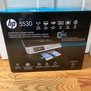 BRAND NEW HP Envy 5530 Wireless All-in-One Photo Inkjet Printer