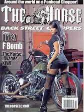 THE HORSE BACKSTREET CHOPPERS No.89 (New Copy) *Free Post To USA,Canada,EU