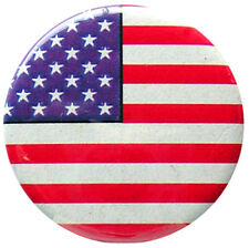 American - Stars and stripes Flag Badge - 25mm (1 inch)
