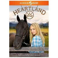 Heartland: Complete Third Season (As seen on GMC/UP) New DVD! Ships Fast!