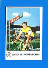 CICLOSPORT - Folgore 1967 -Figurina-Sticker n. 139 - ANTOINE HOUBRECHTS -New