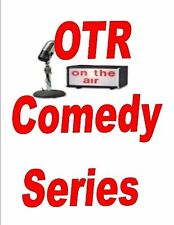 OLD TIME RADIO COMEDY SHOWS VOL.5 MP3 DVD 1,200+ SHOWS