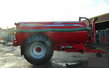 Agrimac Slurry tanker stickers / decals, Choice of sizes