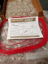 CORNING CABLE SYSTEMS SC/APC SINGLE MODE JUMPER 55M