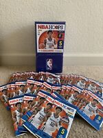 2020-21 Panini NBA Hoops Gravity Packs Lot of 10 (Exclusive Yellow Parallels)