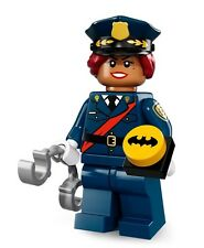 NEW LEGO BARBARA GORDON MINIFIG 71017 batman movie series figure minifigure