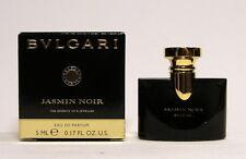 BULGARI JASMIN NOIR Eau de parfum 5 ml. 0.17 fl.oz. women's mini perfume new