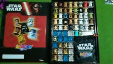 COLECCION COMPLETA ABATONS STAR WARS