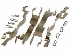 For 1971-1979 Fiat 128 Brake Hardware Kit Front 59781RR 1972 1973 1974 1975 1976