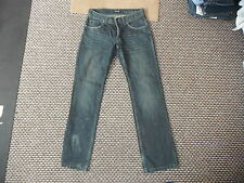 "Blend The World Straight Jeans Waist 31"" Leg 32"" Faded Dark Blue Mens Jeans"