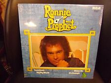 Ronnie Prophet self titled LP 1976 RCA SEALED