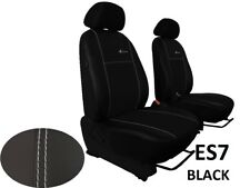 """MAZDA MX-5 Mk3 2005-2015 ARTIFICIAL LEATHER """"EXCLUSIVE"""" TAILORED SEAT COVERS"""