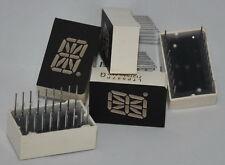 LED Alphanumeric (16 segments)  LTP587P x 5 pcs