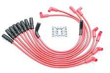 MAXX 551R 8.5mm Performance Spark Plug Wires Pontiac 215 230 250 Inline 6 L6 HEI