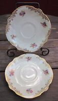 "Elfenbein ROSENTHAL Kronach-Germany Victoria 2 pc. Tea Cup 5"" Plate ONLY #K21275"