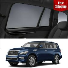 INFINITI QX80 2015 - 2018  Rear Car Window Sun Blind Sun Shade LIMITED OFFER
