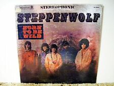 STEPPENWOLF, BORN TO BE WILD, RARE 1968 EARLY HARD ROCK CLASSIC , NEAR MINT STER