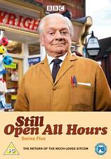 Still Open all Hours Season Series 5 + 2018 Christmas Specials DVD R4 IN STOCK