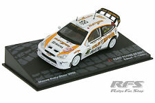 FORD Focus RS WRC 05-ROSSI-Monza Rally Show 2006 - 1:43 al 2006-mo-046i