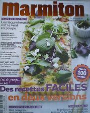 MARMITON N° 25 Magazine cuisine