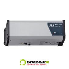 Inverter Studer AJ 700VA 48V  Regolatore di Carica 15A 48V 10 Anni di Garanzia