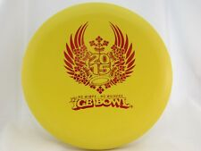 Le Innova Pro/Xt (Xtra Tough) Whale 2015 Ice Bowl Yellow w/ Red Stamp 172g -New