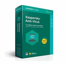 Kaspersky Antivirus 2018 1pc / 1an