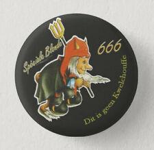 Pin Button Badge Ø38mm  La chouffe bière Spéciale Blonde ( 13 )