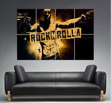 RocknRolla Film Movie CANVAS WALL ART DECO LARGE READY TO HANG FILM all siz