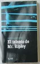 EL TALENTO DE Mr. RIPLEY - PATRICIA HIGHSMITH - EL PAIS SERIE NEGRA 2004 - VER