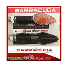BARRACUDA FRECCE OMOLOGATE MINI VIPER CARBON LOOK LUNGHE APRILIA RS 125 -RS4 125