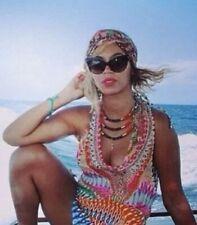 Camilla Franks Lovers Loom Playsuit Romper Size 1 Uk 8 10 Seen On Beyoncé Shorts