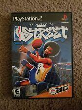 NBA Street (Sony PlayStation 2, 2001)
